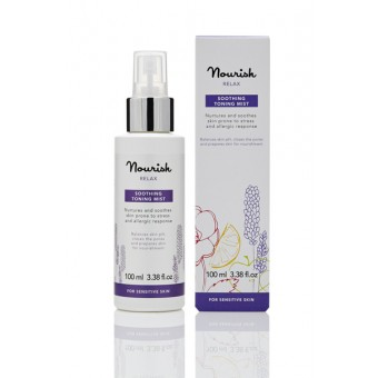 Relax: Soothing Toning Mist