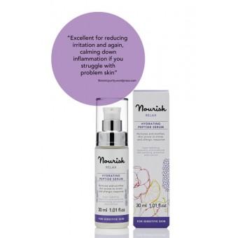 Relax: Hydrating Peptide Serum