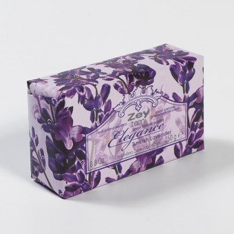 Elegance Turkish Lavender Soap - 250gm
