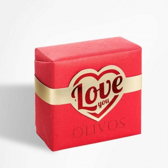 Olivos Love You Soap
