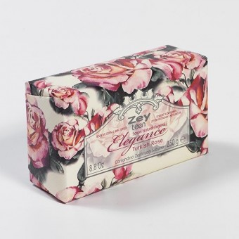 Elegance Turkish Rose Soap - 250gm