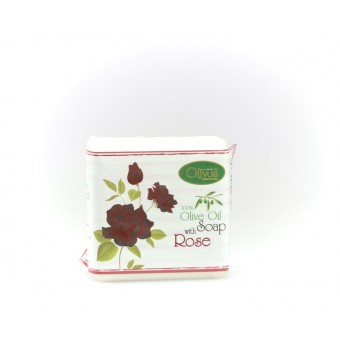 Olive Oil Soap with Rose