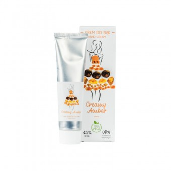 Intensive Therapy Hand Cream - Creamy Amber