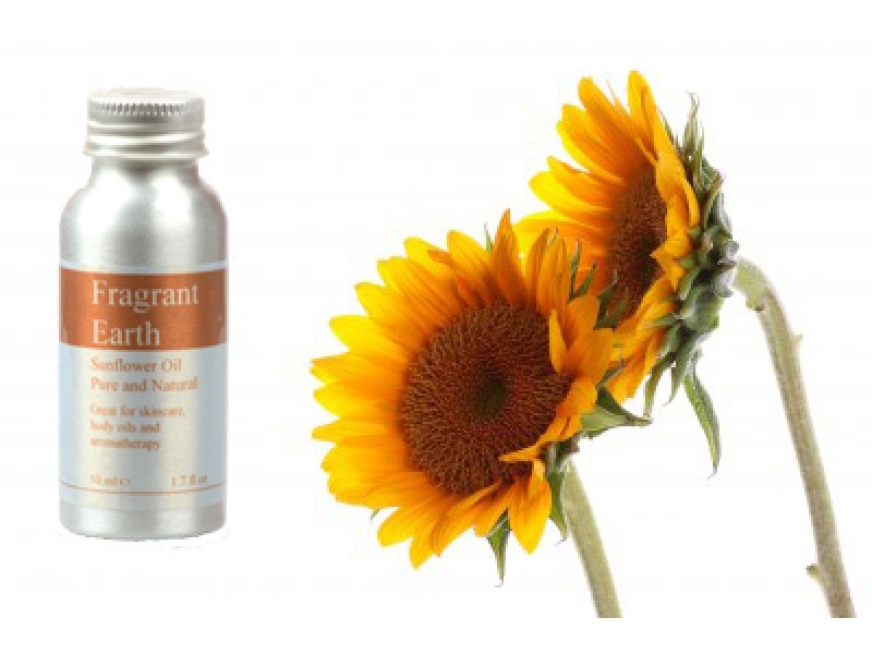 Sunflower Skincare Oil 50ml