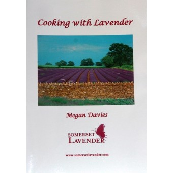 Somerset Lavender Cookbook