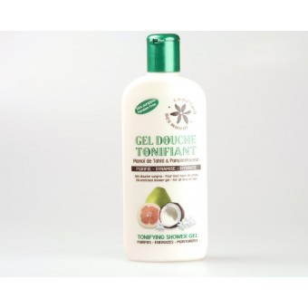 Invigorating Shower Gel Monoi De Tahiti And Grapefruit  250ml