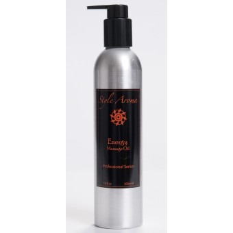 Energy Professional Massage Oil