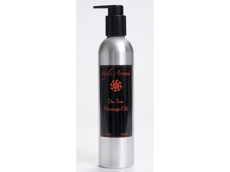 Detox Professional Massage Oil