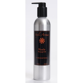 Muscle Professional Massage Oil