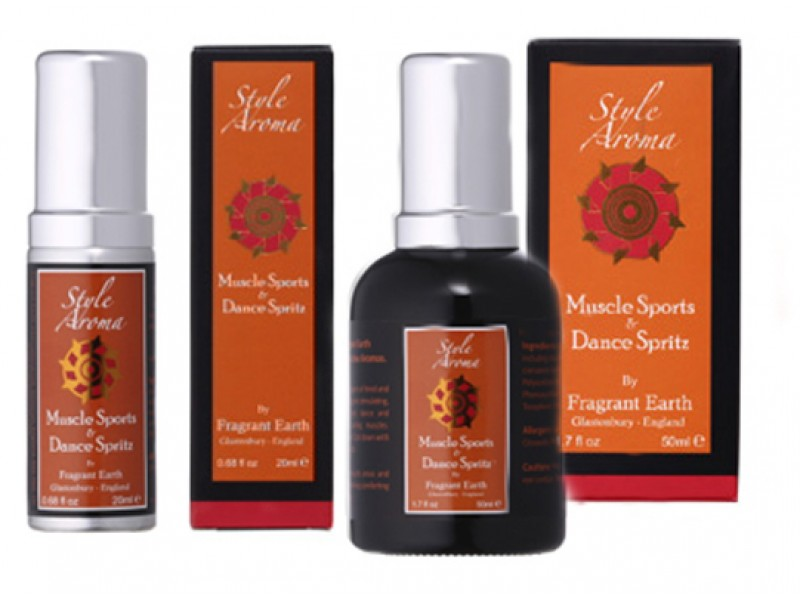 Muscle Sports and Dance Spritz