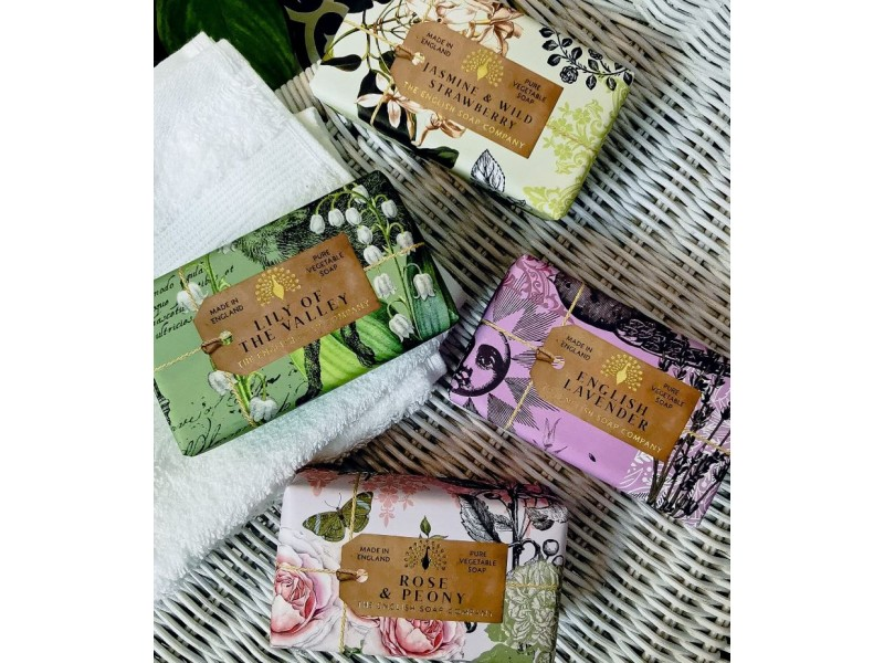 Anniversary Luxury Soap Collection