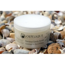 Odylique Coconut Candy Scrub 175 grms